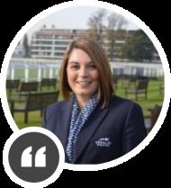 Tracy From Newbury Racecourse