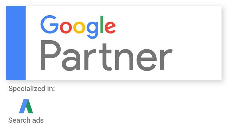 Ghost Digital Become Google Partner
