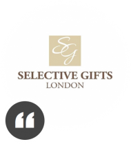 Selective Gifts Testimonial For Ghost Digital